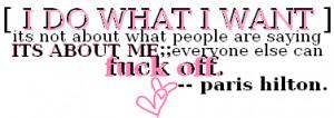 paris hilton quotes or sayings photo: paris hilton parishilton.png