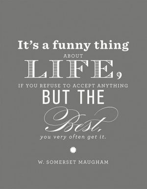 Funny quotes about life – life is always changing, sometimes there ...
