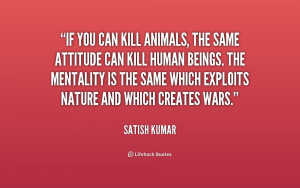Animal Killing Quotes