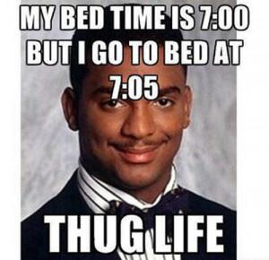 Didn't Choose the Thug Life. It Chose Me (28 Pics)