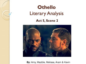 othello and reputation Othello as an enigma to himself: a jungian approach to  othello's obsession with fame and reputation  othello as an enigma to himself: a jungian approach to.