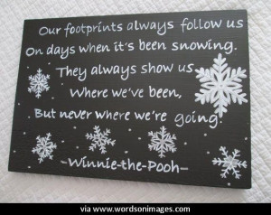 Quotes by winnie the pooh