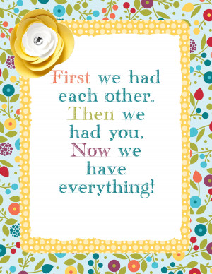 Back > Quotes For > Cute Baby Shower Quotes For A Girl