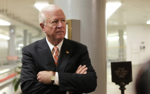 Gee Whiz, Saxby Chambliss Actually Said 'Hormones' Turn Troops into ...