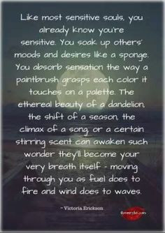 Highly Sensitive Person / People