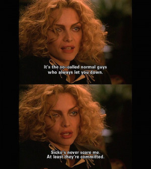 Catwoman Michelle Pfeiffer Quotes Michelle pfeiffer's catwoman