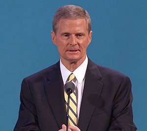 To Sweep the Earth as With a Flood. Elder David A. Bednar's talk from ...