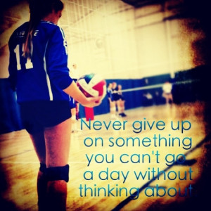 ... Volleyball Softball, Volleyball Basebal, Volleyball Games Day Quotes