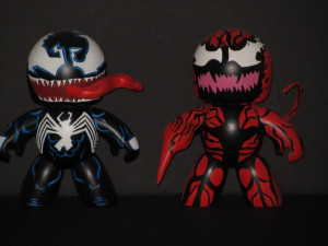 Carnage Marvel Ics Anime