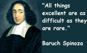 Baruch spinoza famous quotes 5