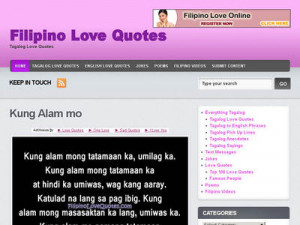 Write a review about filipinolovequotes.com