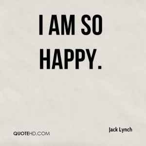 Jack Lynch Quotes