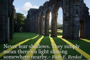 Shadow Quotes & Sayings