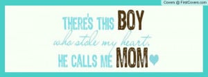 Love My Son Quotes For Facebook