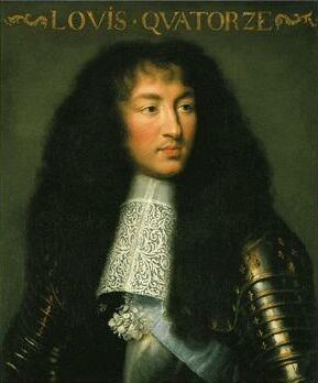 Louisthe Fourteenth, King of France