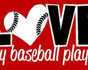 Baseball MOM shirt Softball or T-B all LOVE shirts, with your team ...