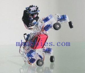 Quad_Puppy machines dog quadruped robot educational equipment