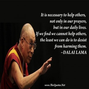 Dalai Lama : Inspiration - TheQuotes.Net – Motivational Quotes ...