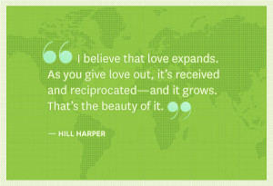 Hill Harper quote