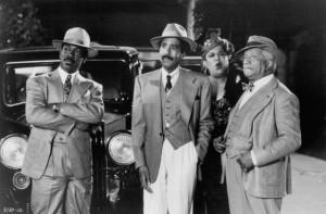 ... , Richard Pryor, Della Reese and Redd Foxx in Harlem Nights (1989