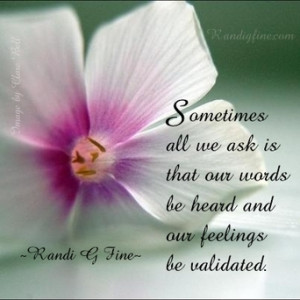 Quote About Understanding the Needs of Others