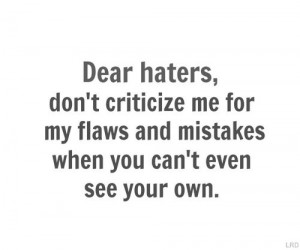 ... haters quote favim 161299 haters quotes original png haters quotes