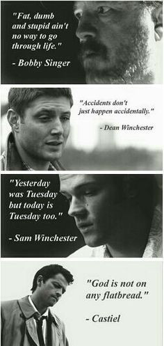 supernatural quotes more dean winchester funnies quotes dean quotes ...