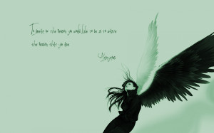 Sad feeling wings anonymous quotes