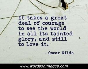 Oscar wilde love quotes