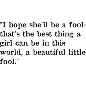 Scott Fitzgerald,