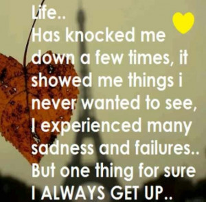 Keep holding on.