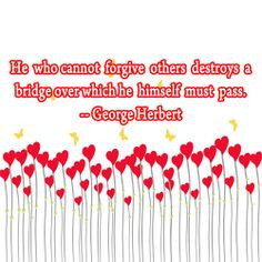quotes george herbert forgiveness thequotes net motivational quotes