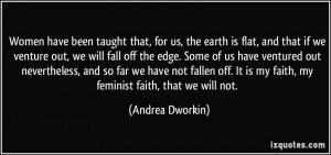 More Andrea Dworkin Quotes