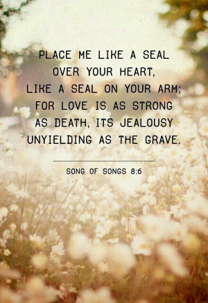 Song of Songs 8:6
