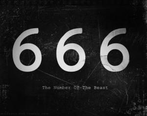 satanic number