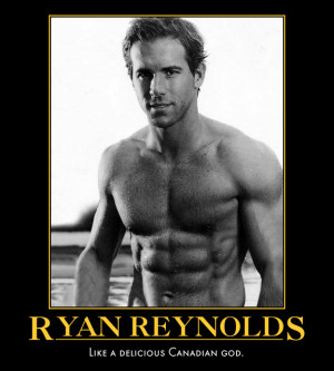 Ryan Reynolds by AudreyJuliet