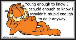 Old enough....