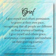 grief quote More