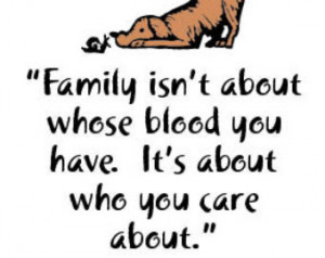 Blended Family Quotes – What makes a family?