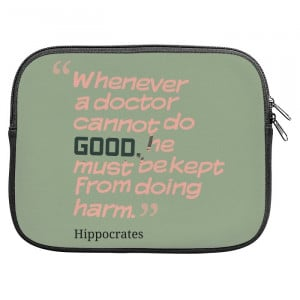 Doctor Funny Quotes Zipper Pouch