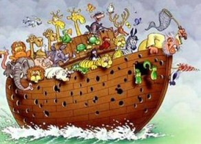 Ten Funny Things To Learn from the Story Of Noah's Ark