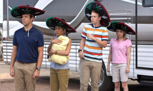 Movie Review: 'We're The Millers' Is All About Drugs and ...