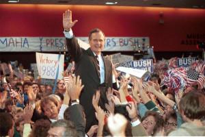 George H.W. Bush Campaign of 1988