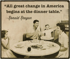 Family Dinner Quotes