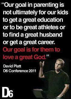 David Platt More