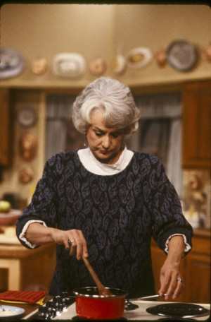 Still of Bea Arthur in The Golden Girls (1985)