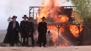 Wyatt Earp and Doc Holliday vs. The Supernatural in 'Wild Guns'