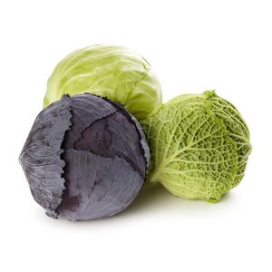 Mini Red Cabbage 1 each