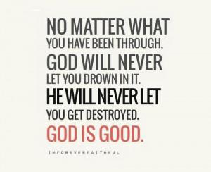 God Plans For You