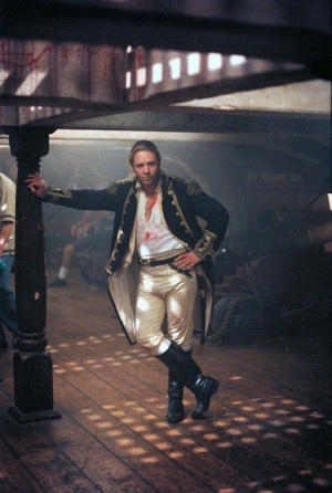master and commander wow